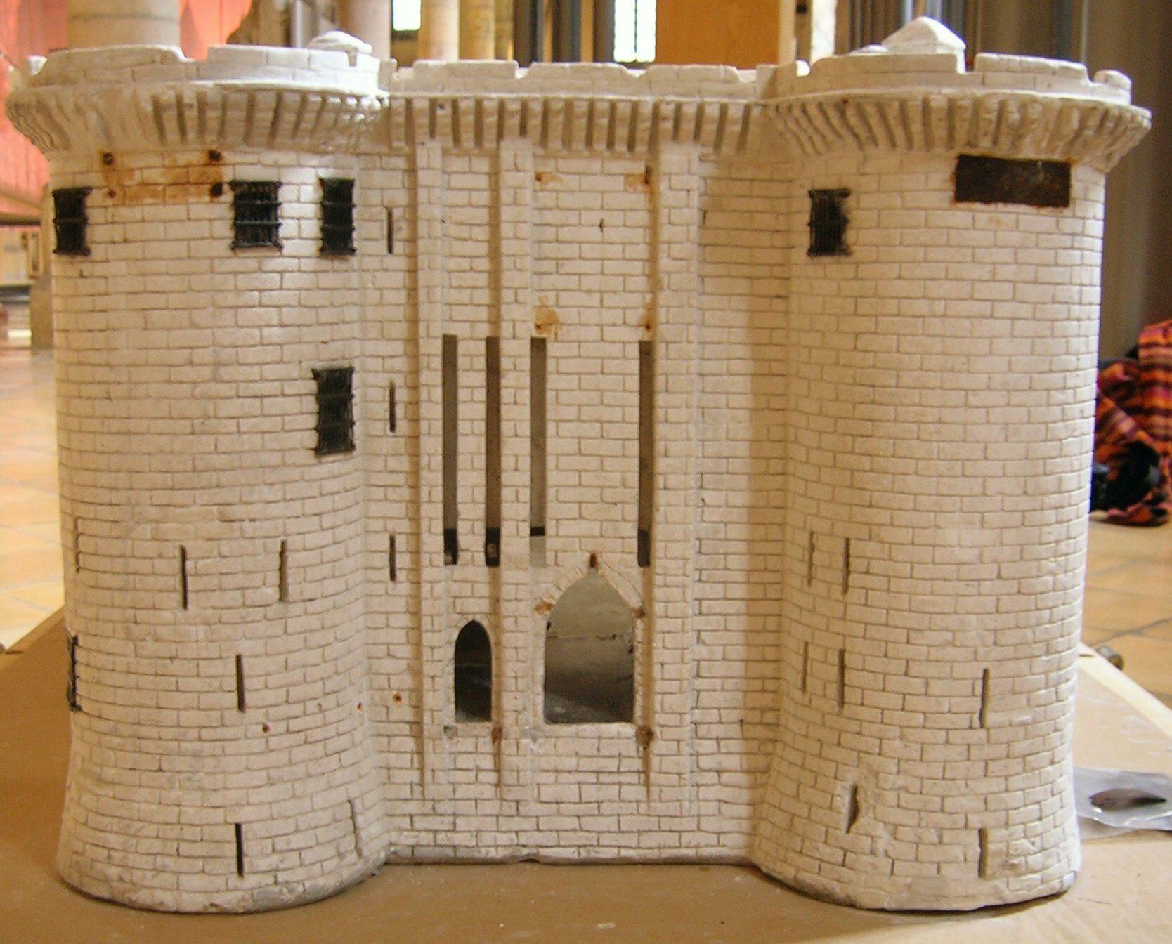 Bastille Musée Archéo Dijon- Isabelle maquaire