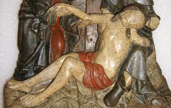 Déposition Musée Magnin Dijon - Isabelle Maquaire