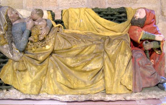Nativité Musée Archéo Dijon-Isabelle Maquaire