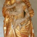 Vierge enfant Mussey sur Marne - Isabelle Maquaire