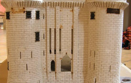 Bastille Musée Archéo - Isabelle Maquaire
