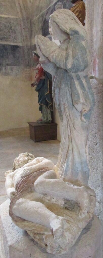 Piéta Thorey sous Charny-Isabelle Maquaire